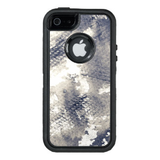 Abstract grunge background. Watercolor, ink OtterBox iPhone 5/5s/SE Case