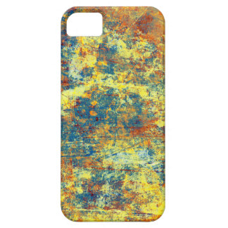 Abstract grunge paint texture iPhone 5 cover