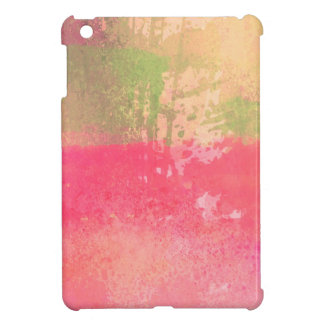 Abstract Grunge Watercolor Print iPad Mini Cases