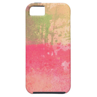 Abstract Grunge Watercolor Print iPhone 5 Covers