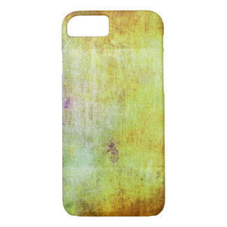 Abstract Grunge with a Rough Scratched Texture iPhone 7 Case