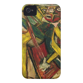 Abstract Guitarist IV iPhone 4 Covers