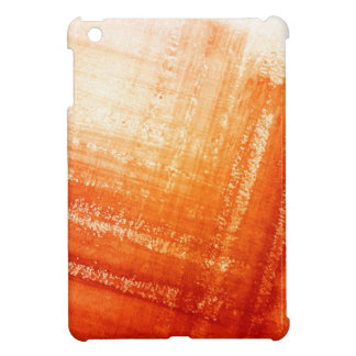 Abstract hand painted background case for the iPad mini