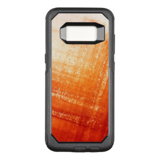 Abstract hand painted background OtterBox commuter samsung galaxy s8 case