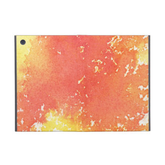 Abstract hand painted watercolor background. cases for iPad mini
