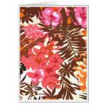 Abstract Hawaiian Pattern Cards