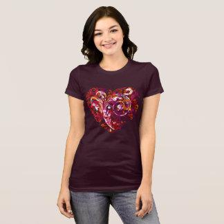 Abstract Heart 101 T-Shirt