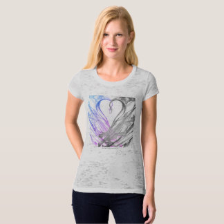 'Abstract Heart' art shirt