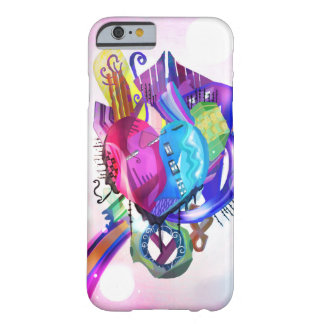 Abstract heart iPhone6 case