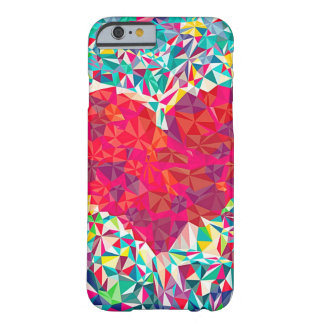 abstract heart iPhone 6 case Barely There iPhone 6 Case