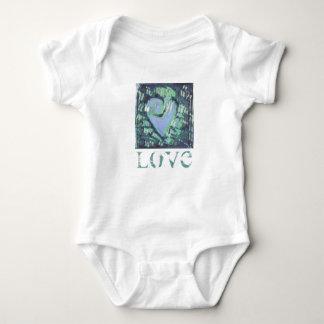 abstract heart shirts
