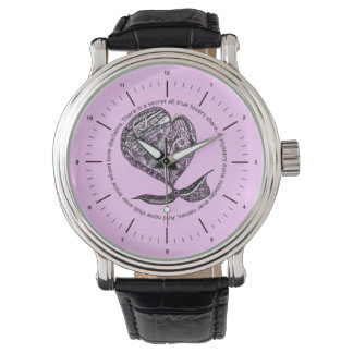 Abstract Heart Watch