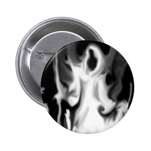 Abstract Horror Blurred Ghost Vision Buttons