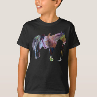 Abstract horse silhouette T-Shirt