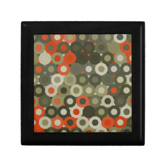 abstract image gift box