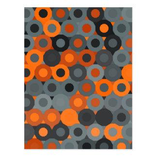 abstract image postcard