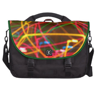 Abstract in Color Bags For Laptop