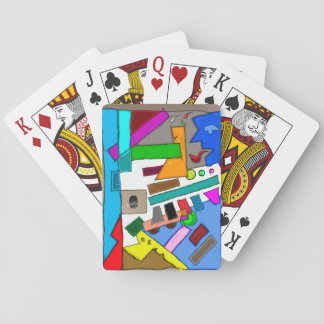 Abstract In The Daylight 702 Playing Cards
