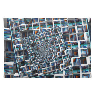 Abstract Infinity Placemat