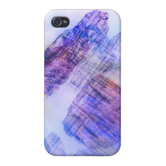Abstract Ink iPhone 4/4S Case