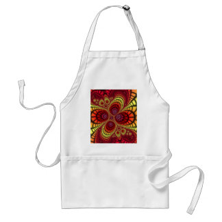 Abstract Internal Abyss Apron