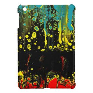 "Abstract iPad Mini Case-""The Beginning"" iPad Mini Cover"