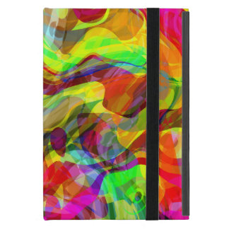 abstract iPad mini covers
