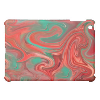 ABSTRACT-  IPAD/ PHONE CASES COVER FOR THE iPad MINI