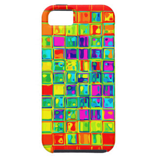 Abstract iPhone 5 Cases