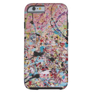 Abstract iPhone 6 case Tough iPhone 6 Case