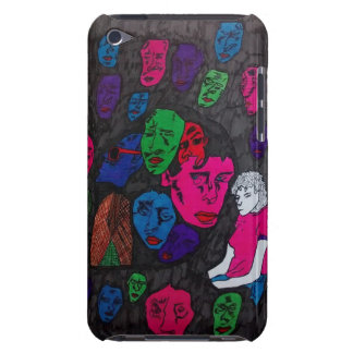 Abstract iPod Touch Cover