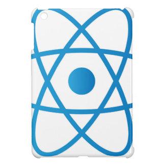 Abstract Isolated Atom iPad Mini Covers