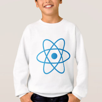 Abstract Isolated Atom Sweatshirt