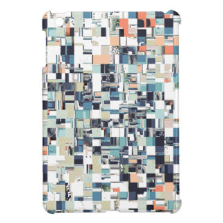 Abstract Jumbled Mosaic Case For The iPad Mini