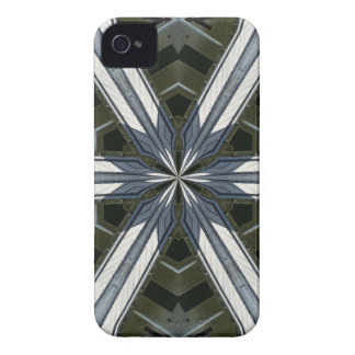abstract kaleidoscope iPhone 4 covers