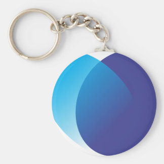 abstract key ring