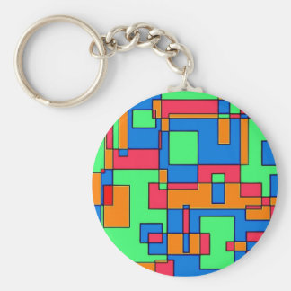 abstract key chains