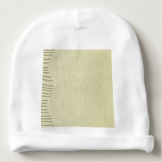 Abstract Keyboard Baby Beanie