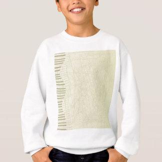 Abstract Keyboard Sweatshirt