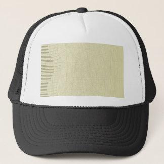 Abstract Keyboard Trucker Hat