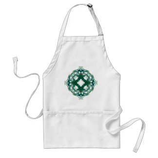 Abstract Knotwork Standard Apron