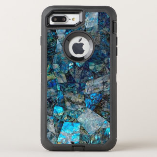 Abstract Labradorite OtterBox Defender iPhone 8 Plus/7 Plus Case