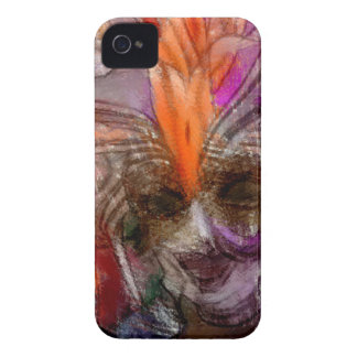 Abstract Lady Blackberry Bold 9700/9780 Case iPhone 4 Case