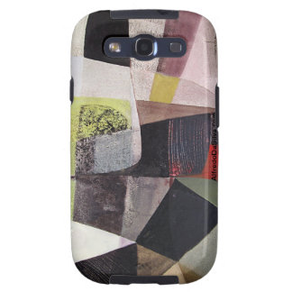 Abstract Landscape of Potosi Bolivia 32 3x21 6 Samsung Galaxy S3 Case