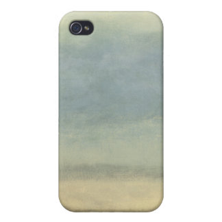 Abstract Landscape with Overcast Sky iPhone 4/4S Case