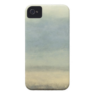 Abstract Landscape with Overcast Sky iPhone 4 Cover