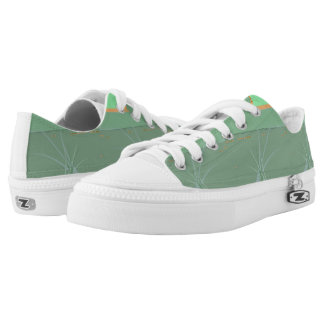 abstract lanscape low tops