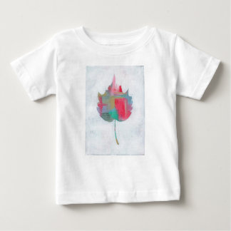 Abstract leaf 2 baby T-Shirt