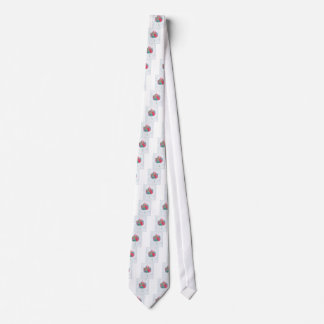 Abstract leaf 2 tie
