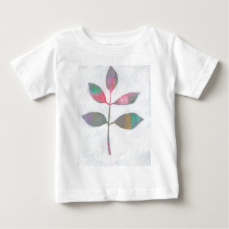 Abstract leaf baby T-Shirt